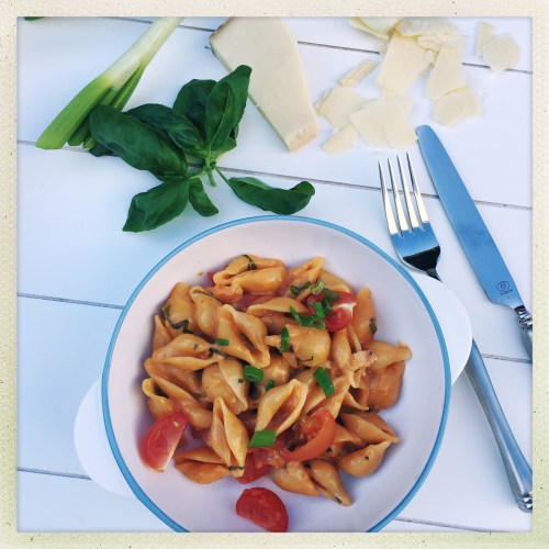 One Pot Pasta, einfach, alles in einem Topf, gesund, Trend, foodwerk.ch, rezepte nach abc
