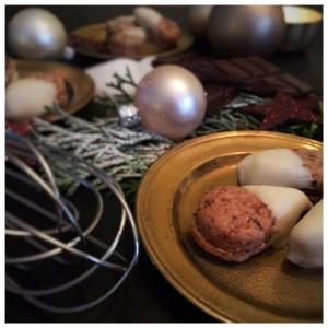 Weihnachtsplätzchen Schweiz.Schokoladen Mandelplätzchen Foodwerk Ch