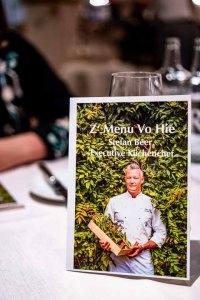 Das Menü vo hie im Victoria Jungfrau - ein Genusserlebnis