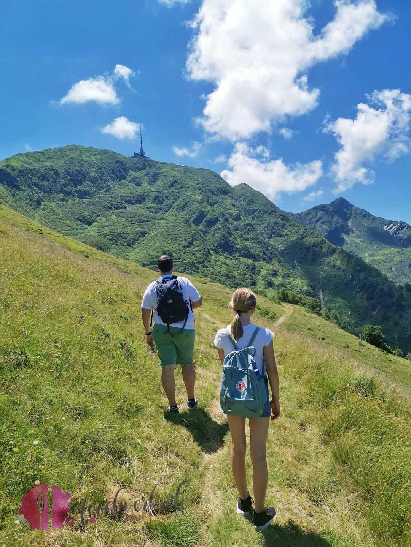 Wanderung Monte Tamaro