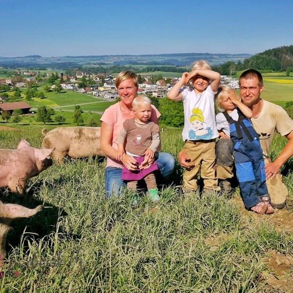 Familie Schoenbaechler