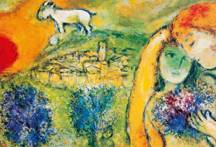 Marc-Chagall-sorrento-mostra