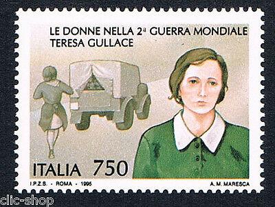 ITALIA-1-FRANCOBOLLO-LE-FORZE-ARMATE-TERESA-GULLACE