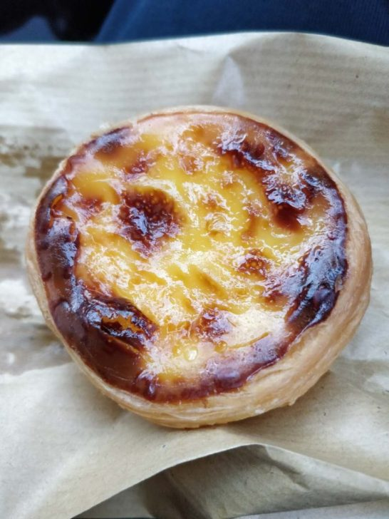 portugese egg tart lord stow's