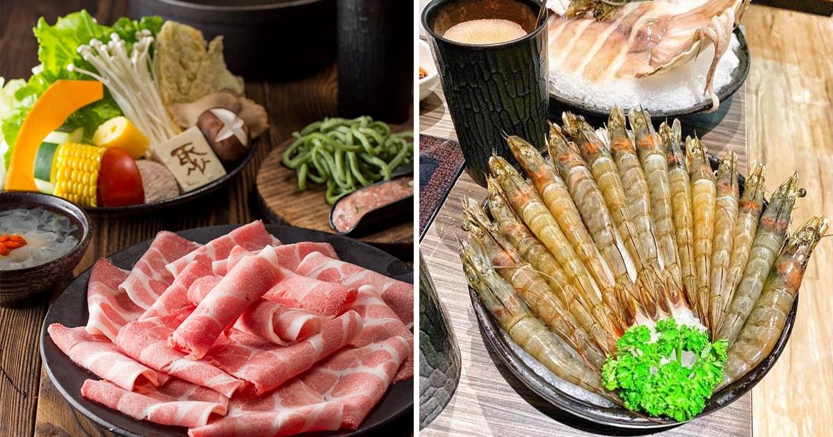 「聚北海道昆布鍋」15週年大方送 15元換15隻白蝦要你吃到爽 - Foody 吃貨
