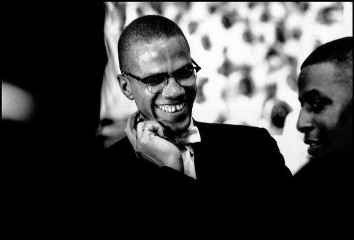 USA. 1961. Malcolm X.