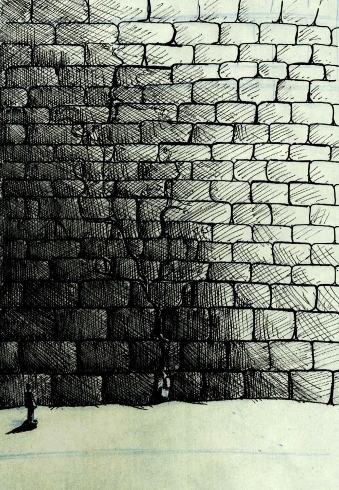Face au mur - 2016