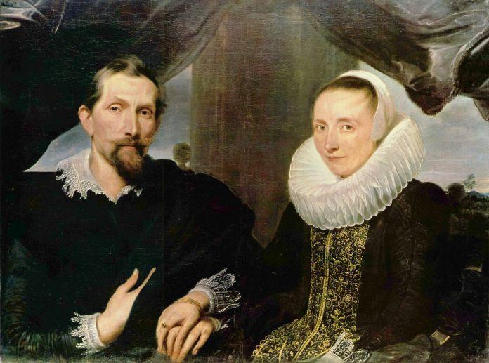 Les Snyders - Van Dyck, 1620