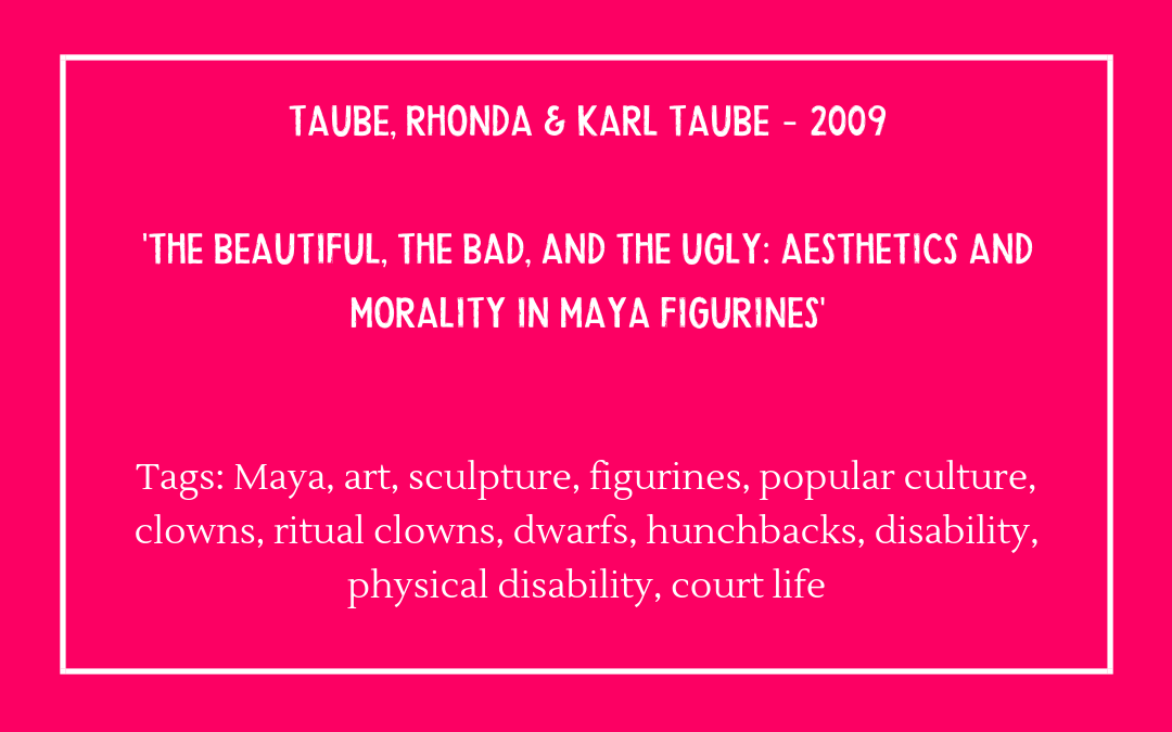 Taube and Taube – The Beautiful, the Bad, and the Ugly