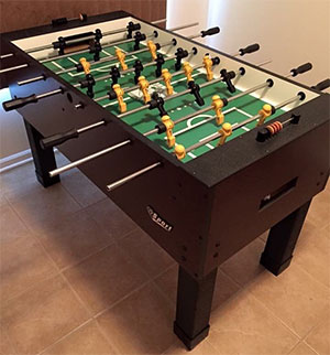 Carrom Signature Foosball Table Review Foosball Revolution