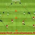exercice defense football