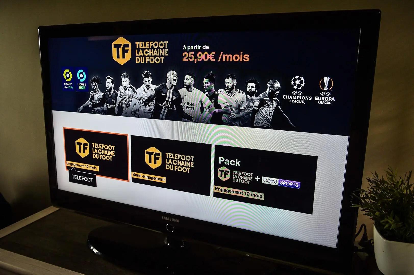 football ligue 1 tv telefoot recoit