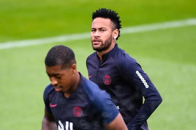 PSG: Neymar's transfer window hits Paris, he loses patience