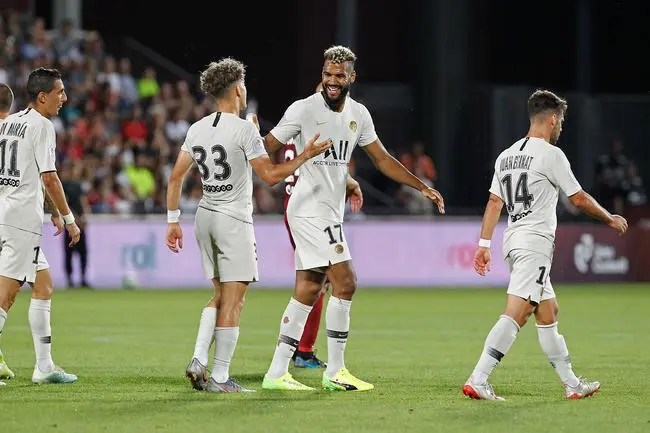 PSG: Ugly but effective, Choupo-Moting loves this Paris