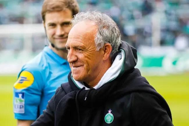 ASSE: Printant future coach, Saint-Etienne formalizes his desires!
