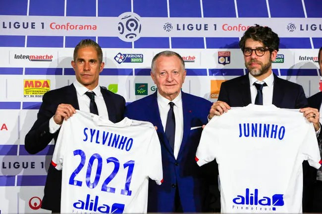 OL: Aulas confirms the post-derby meeting with Sylvinho