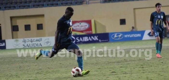 Vidéo : le troisième but de la saison de Lamah Joël