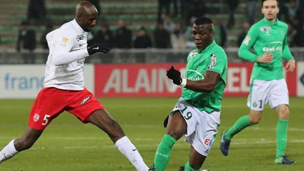 ASSE : Florentin Pogba retourne à l'infirmerie