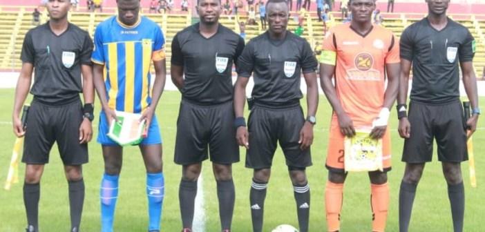 Coupe de la CAF: Santoba et San Pedro font jeu égal à Conakry