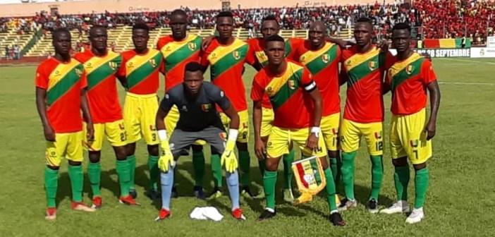 Elim CHAN 2020: la Guinée élimine le Sénégal