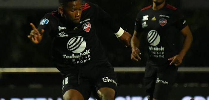 FC Dudelange : Sékou Keita, un match et déjà un but