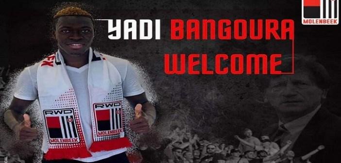 Belgique : Yadi Bangoura débarque dans le monde professionnel