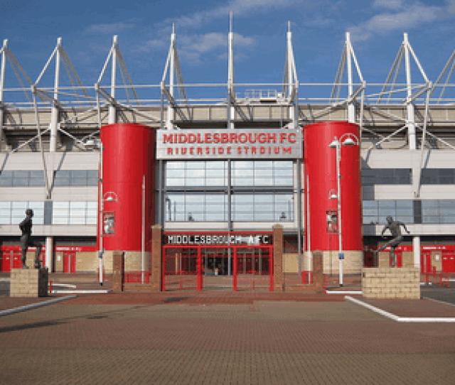 Middlesbrough Fc Stadium Riverside Stadium