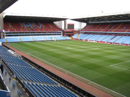 Aston VIlla FC: Villa Park Stadium Guide | English Grounds ...
