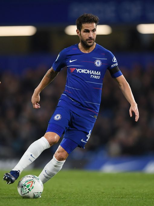 Cesc Fabregas (Photo by Mike Hewitt/Getty Images)