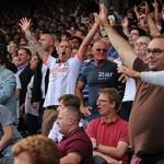 Fulham fans