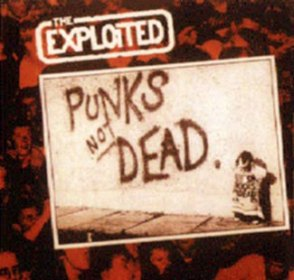 exploited punk's not dead lp vinyl disco 1981 punk sex and violence