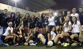 Las Divas una squadra di football di modelle