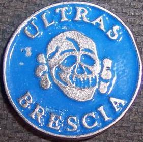 Brescia Ultras spilla pin