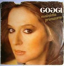 Goggi-maledetta-primavera cover disco LP 1981