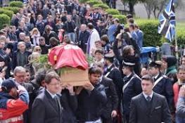 funerali permario morosini