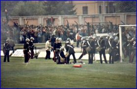 parma reggiana 1986 incidenti