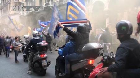 scooterata sampdoria ultras tito