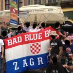 bad blue boys zagabria ad euro 2012 per la croazia