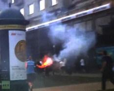 incidenti russia polonia varsavia 12 giugno 2012