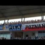 Ultras Lech Poznan in casa del Zhetysu Talgykorgan Luglio 2012