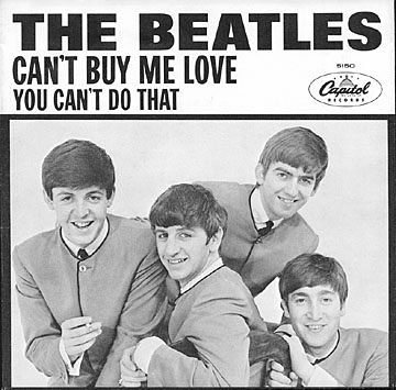 can't buy my love beatles 45 giri LP disco vinyl