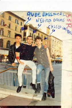 ghetto'84 foto tessera