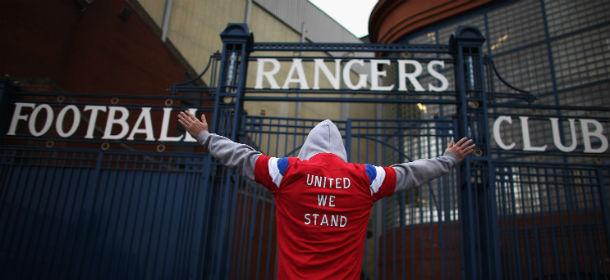united we stand glasgow rangers