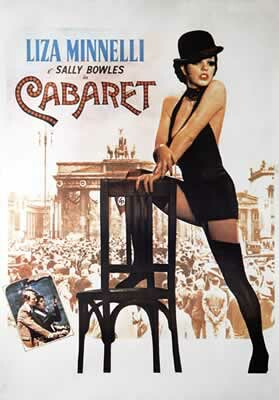 cabaret Liza Minnelli locandina
