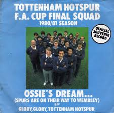 ossie's dream 45 giri hotspurs