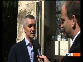 Giorgio Chinaglia e Maestrelli, come nel 1974, per sempre insieme