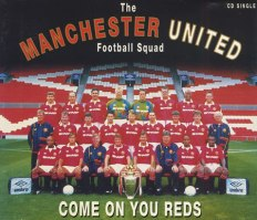 Status-Quo-Come-On-You-Reds-45 giri
