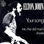 your song 45 giri 1970 elton john