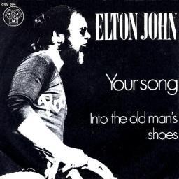 your song 45 giri 1970 elton john