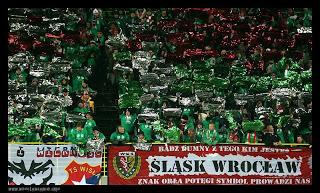 Slaska Wroclaw ultras